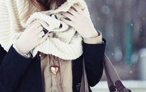 冬のコーデ