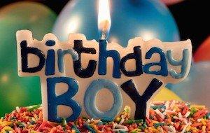 男性の誕生日プレゼント
