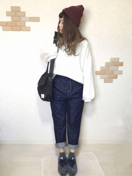 白×デニム2
