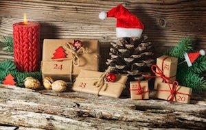 Weihnachtskalender, Weihnachtsgeschenke