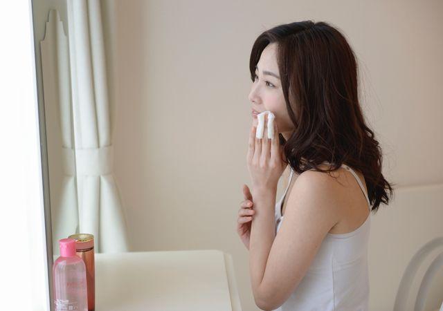拭き取り 化粧 水 使い方